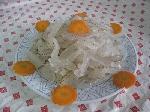 Nộm sứa - đặc sản Thanh Lụa